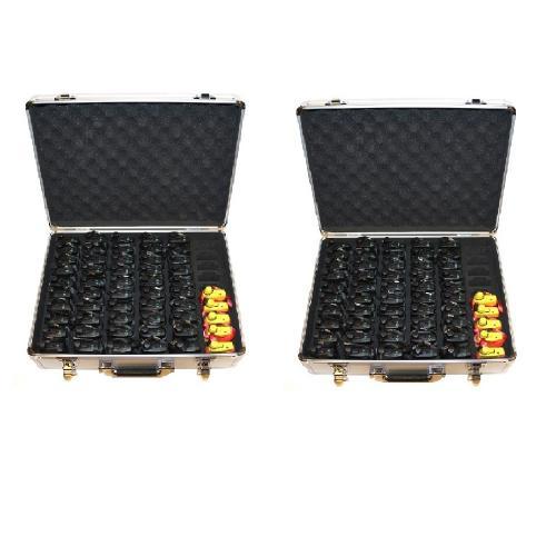 destaque Venda de sistemas de rádio guia com 100 recetores e 10 transmissores