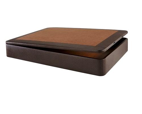 img- Sommier rebatível em napa ou pele - Linha By Confort Box