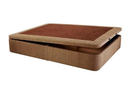 Fábrica de Sommiers rebatíveis em tecido - Linha By Confort Box