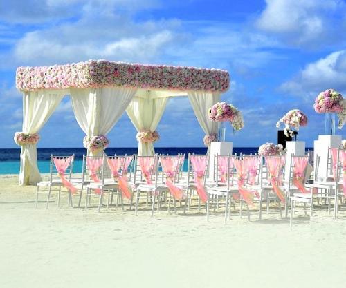 destaque Decoração de espaços para Casamentos na Maia