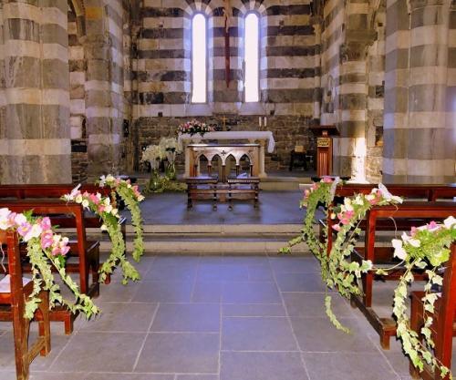 destaque Decoração de igrejas para Casamento na Maia
