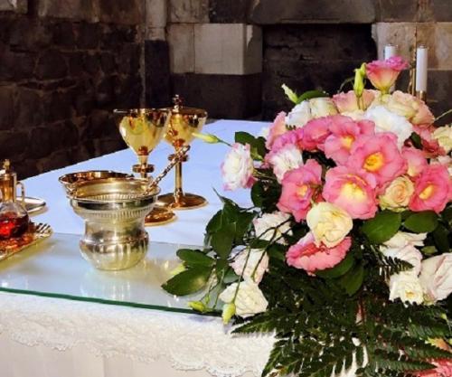 destaque Decoração de Igrejas para Batizados na Maia