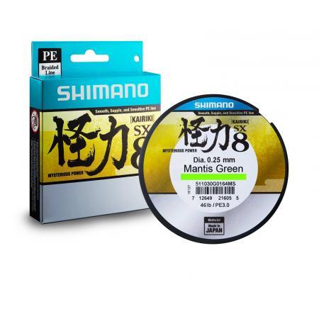 FIO SHIMANO  KAIRIKI PE