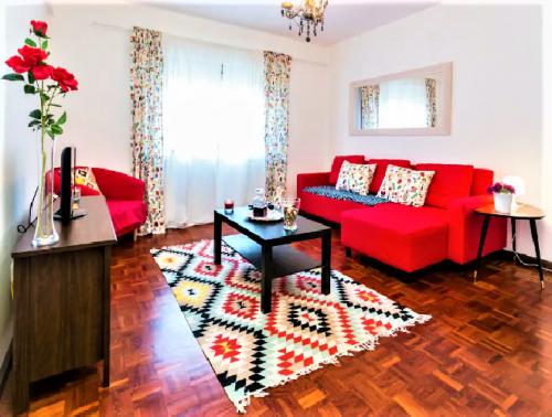 Apartment Vermietung Porto <b> 4 Flats I - fuer 2 bis 4 Personen</b>