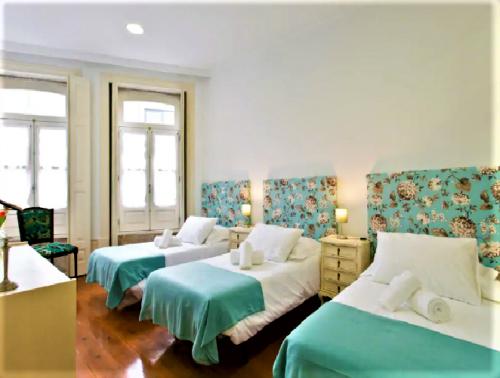tt3Apartment Vermietung Porto <b>Casa Portugueza Experience - fuer 4 bis 12 Personen</b>2 thumbs
