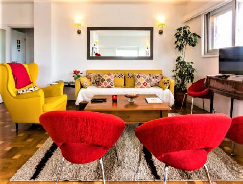 destaque Aluguer de Apartamentos no Porto, para 5 a 12 Pessoas