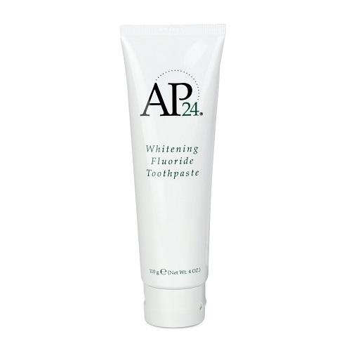destaque AP-24 Whitening Fluoride Toothpaste