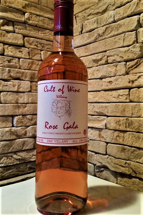 destaque Vinho Rosé Cult of Wine Rose Gala