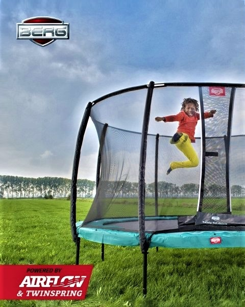 img-BERG CHAMPION 270 + SAFETY NET DELUXE