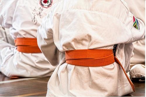 destaque Karate infantil dos 5 aos 12 anos - Horários