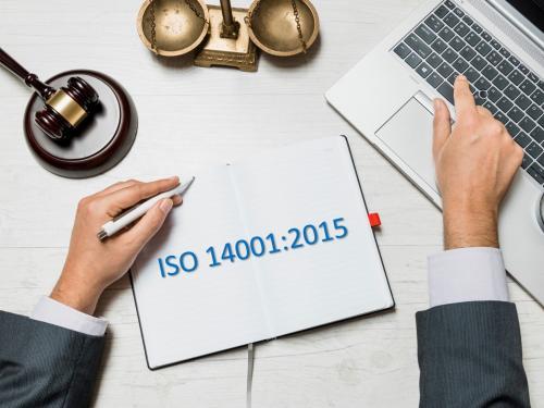 destaque Formação em Implementação da Norma ISO 14001:2015