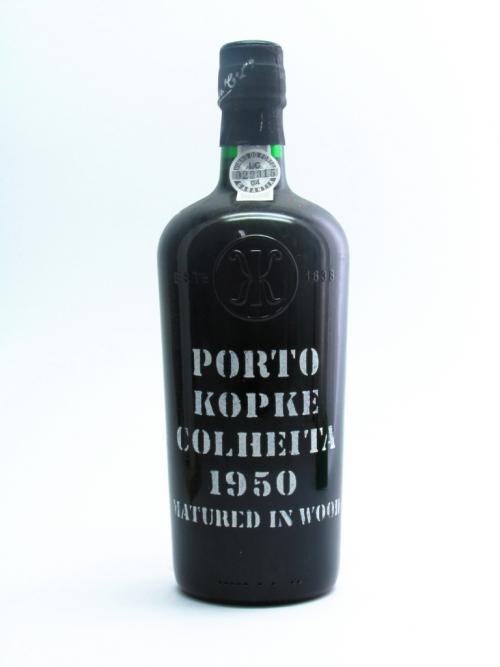 destaque Vino del Porto Kopke, Cosecha 1950
