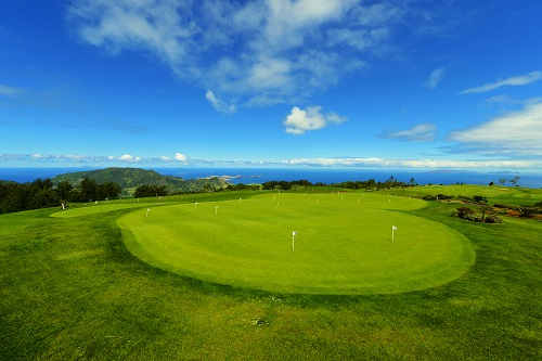 destaque GOLF COURSE IN MADEIRA - CLUBE DE GOLF SANTO DA SERRA