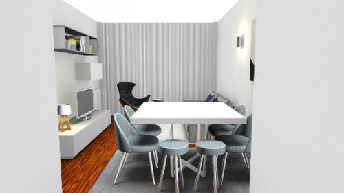 img-Decoração de salas pequenas