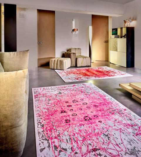 img-Tapetes decoração Carpet Couture Italia