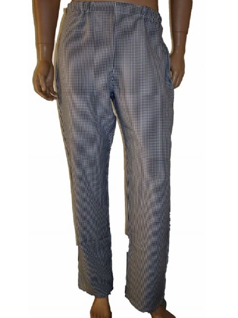 Mens kitchen trousers