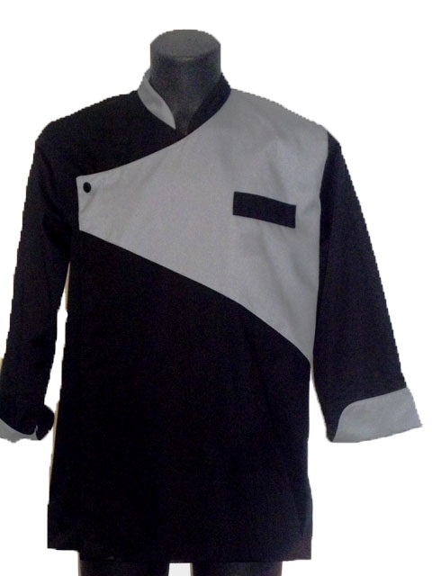 destaque Male Uniforms for kitchen