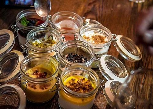 Les desserts du Tarbeninha