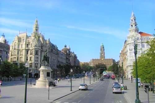 Tour Turístico no Porto