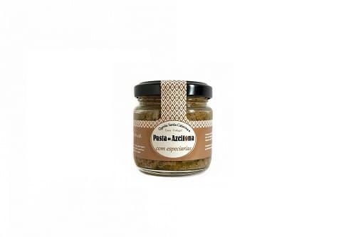 img-Pasta de azeitona com especiarias