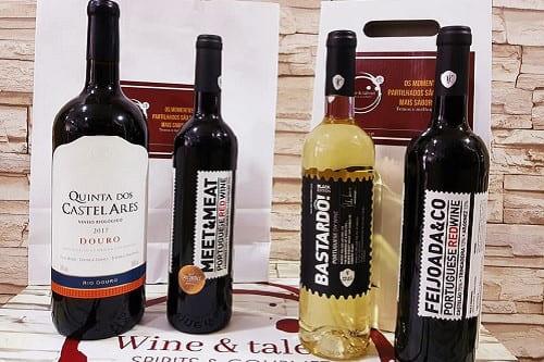 img-Cabaz de Vinho personalizado para oferta