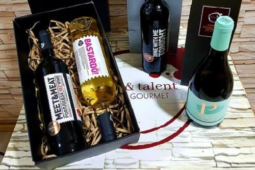 img-Cabaz de Vinho para oferta de Natal