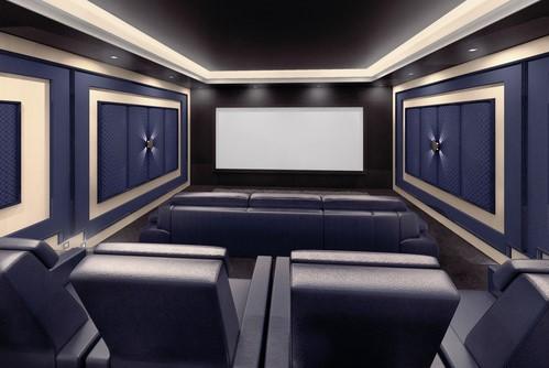 Sistemas de Cinema em Casa, Home Cinema