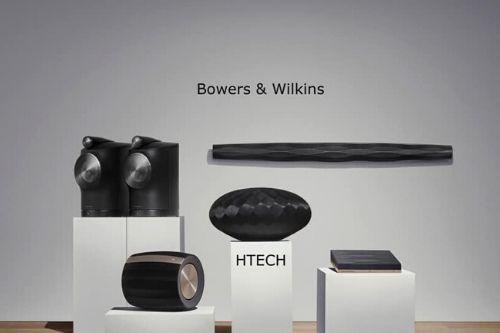 img-Sistema de som Bowers & Wilkins
