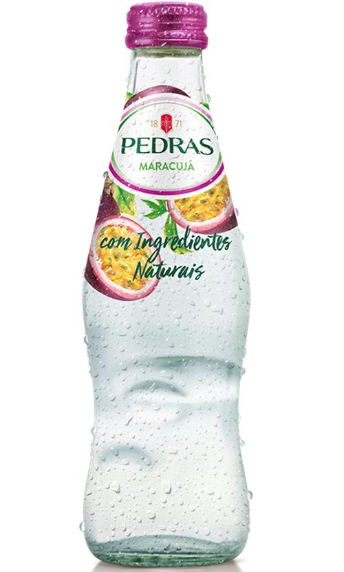 destaque Água Pedras Maracujá