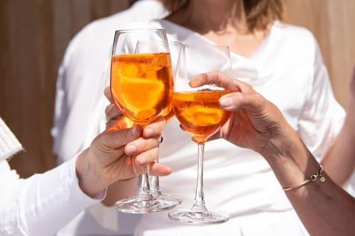 destaque Business Drinks para conhecer Clientes