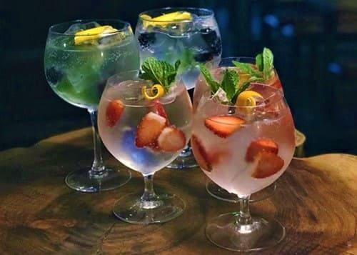 Cocktails da Taberninha