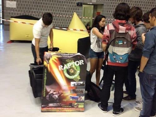 img-Jogos Laser Tag para crianças em Gaia