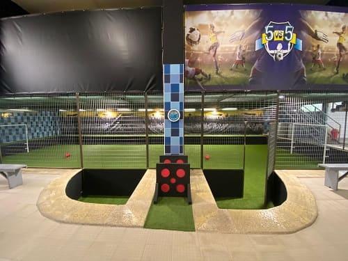 Jogos Futebol Indoor em Gaia