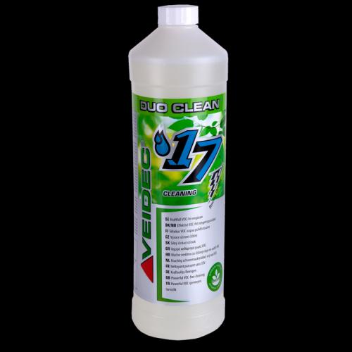 destaque DUO CLEAN - Substituição de solventes, Separador de óleos estranhos, Canal HORECA, Ultrasons