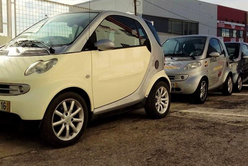 Fazemos Venda de Automóveis Smart e Mercedes-Benz
