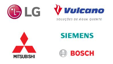 Conheça as principais marcas com que trabalhamos!