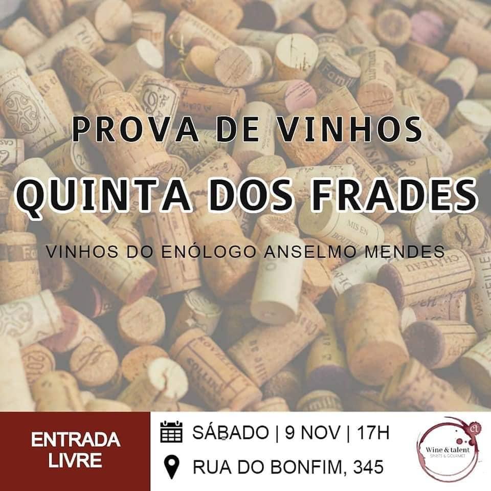A Agenda Cultural do Porto associa-se à Wine & Talent
