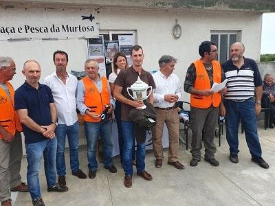 Campeão Nacional de St. Huberto 2019