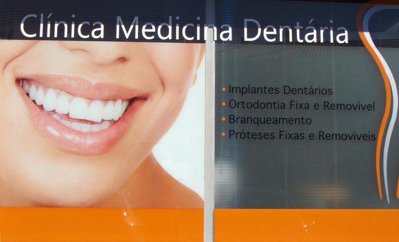 Clínica de Medicina Dentária em Gaia