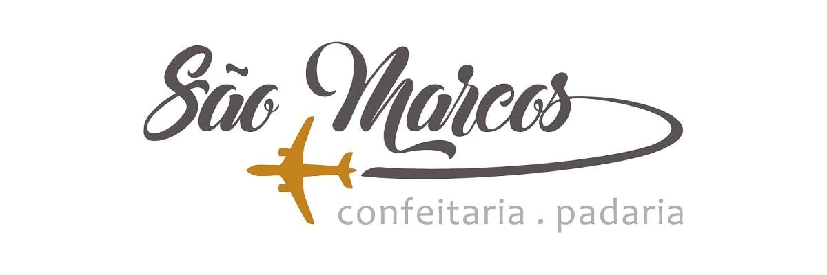 Logotipo Pastelaria Sao Marcos