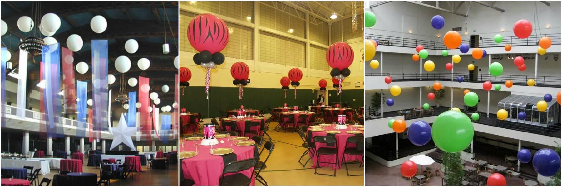 Balões Festas