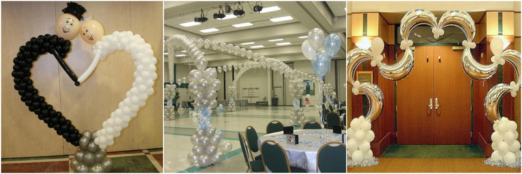 Balões Casamentos