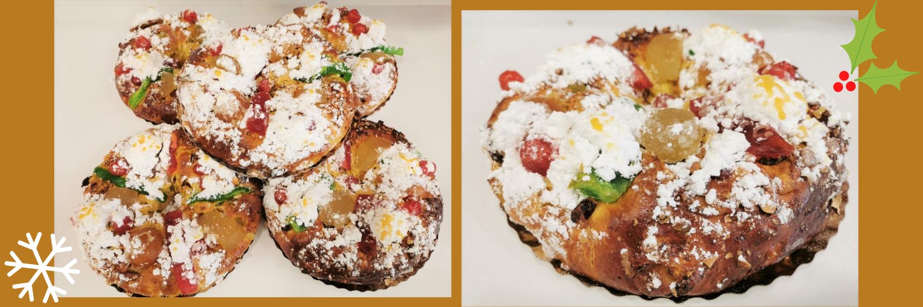 Bolo-rei, o sabor mais tradicional do ano